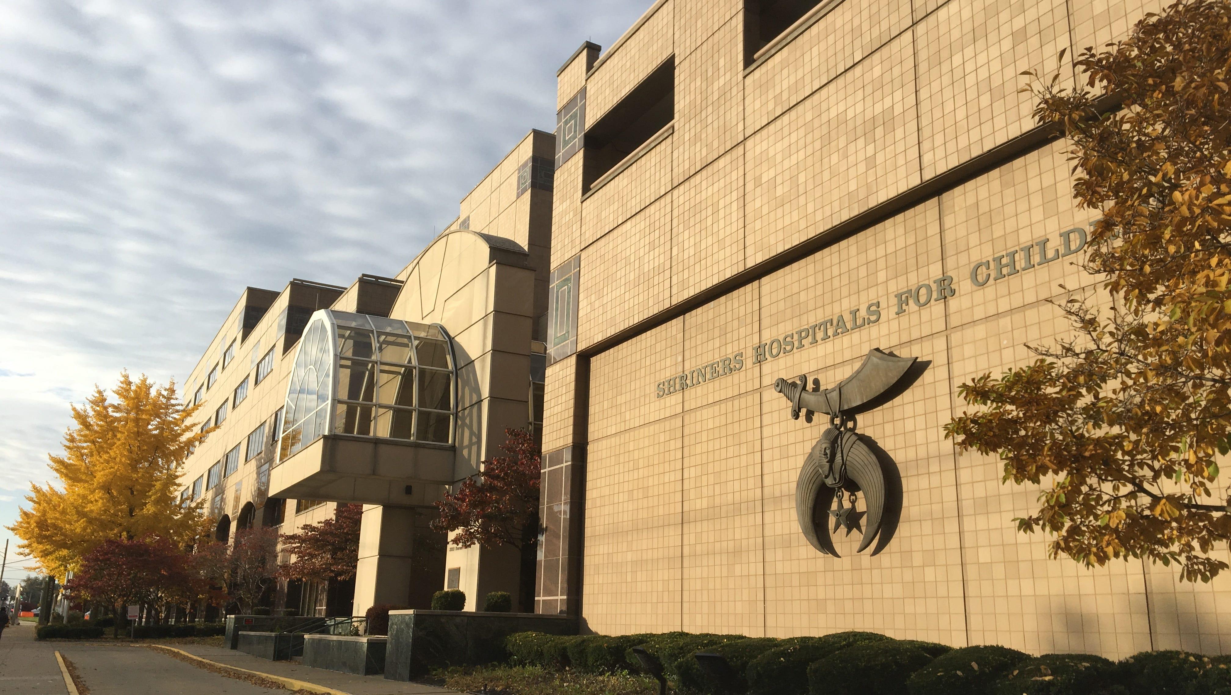 Shriners Hospital To Close In Cincinnati Move To Dayton Ohio