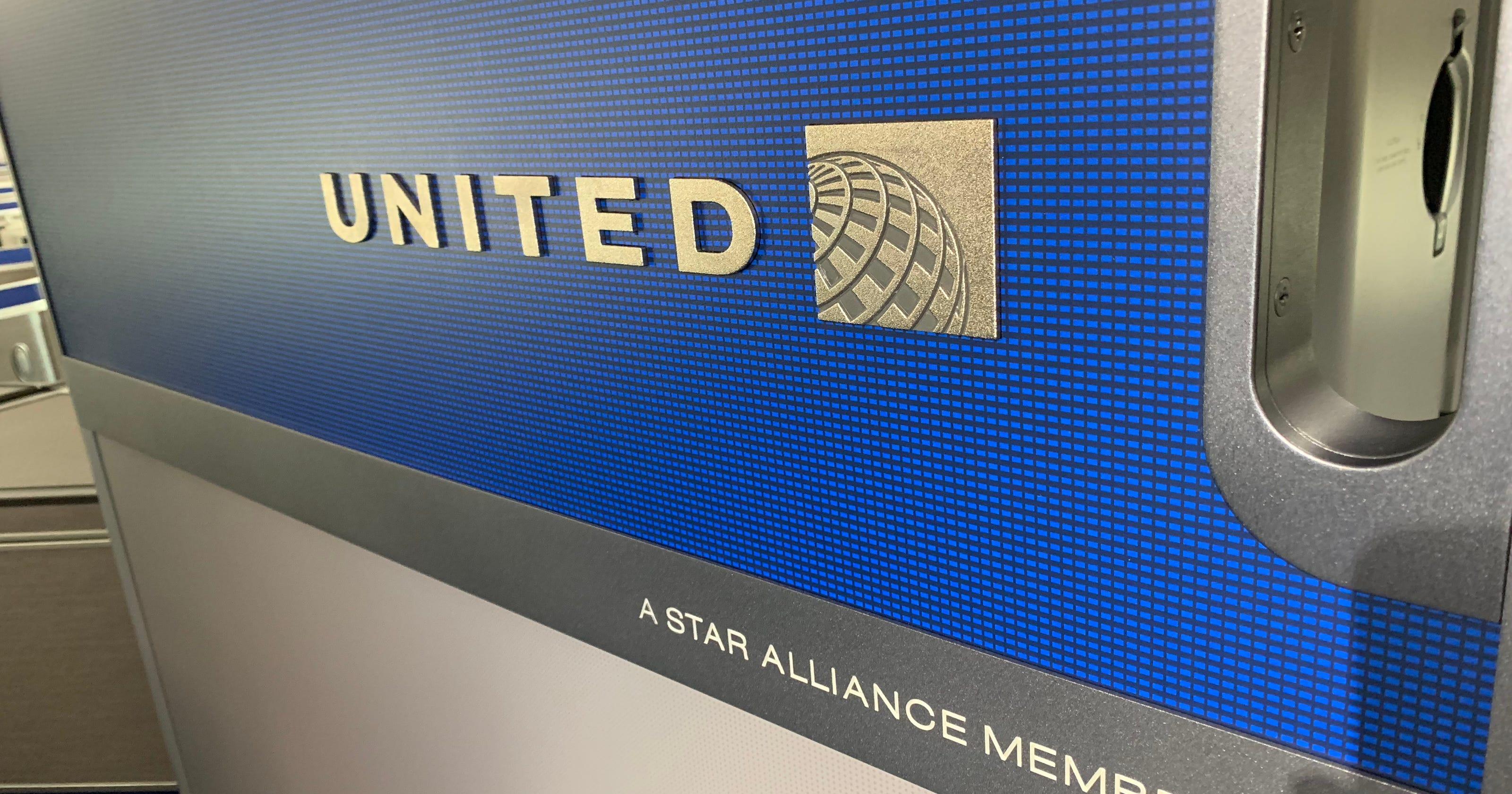 Resultado de imagen para United Airlines brand new look