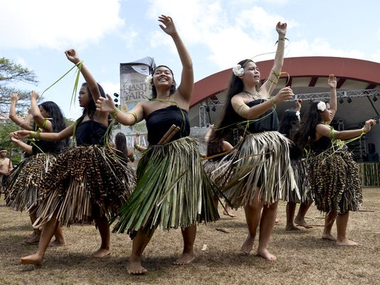 Cultures of Micronesia celebrated