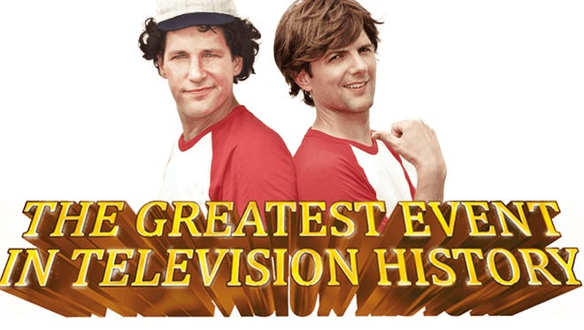 Tonight another 'Greatest Event in Television History' airs on Adult Swim.