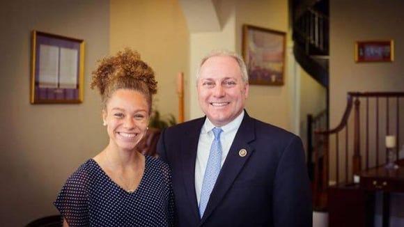tori wichman steve scalise congressional intern