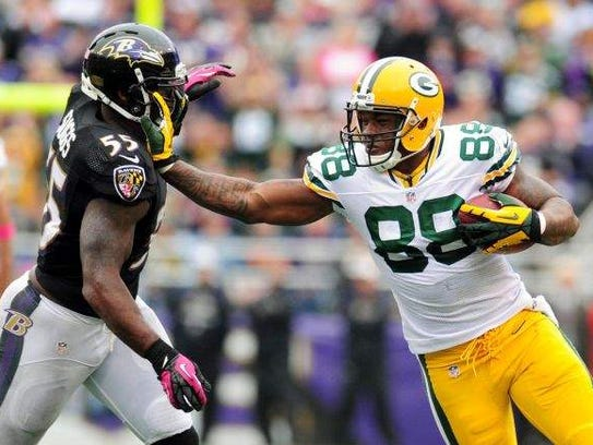 Free agent Jermichael Finley