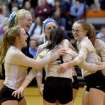 On to the semis! York Catholic moves on in District 3 tourney