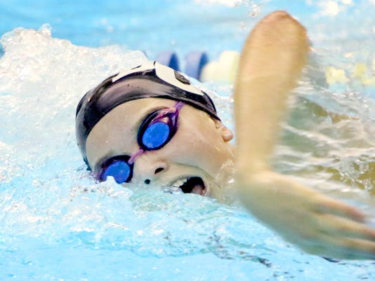 Brookfield Central Girls Swimming