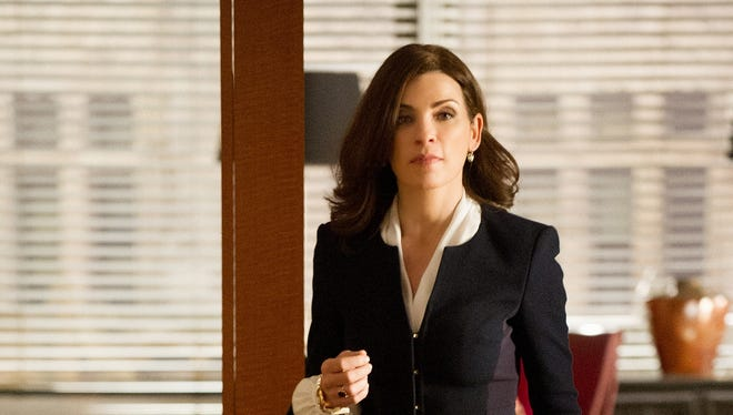 Alicia (Julianna Margulies) is adamant in her refusal to run for State's Attorney despite Eli's attempts to persuade her to launch a campaign in the Season 6 premiere of 'The Good Wife' on CBS..
