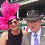 Kentucky Derby Day and smiling race fans | Gallery