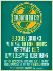 Shadow of the City, a new music festival founded and curated by Jack Antonoff of Bleachers & Fun.