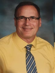 Clintonville Superintendent Tom O'Toole