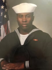 Information Systems Technician 1st Class Corey Ingram,