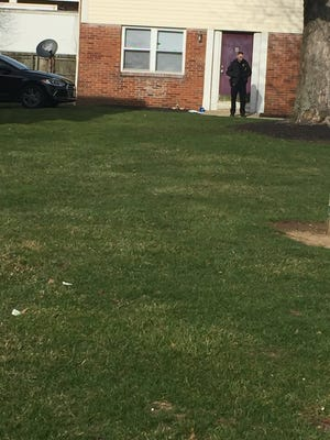Police are investigating the death of an infant. The baby died Monday at an apartment in Heath.