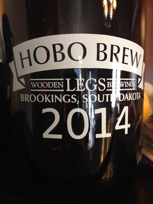 Wooden Legs Brewing Co., in Brookings has crafted a Hobo Brew in honor of Hobo Day.