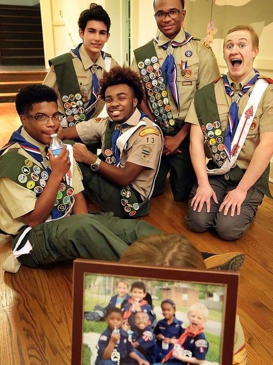 waters col boyscouts