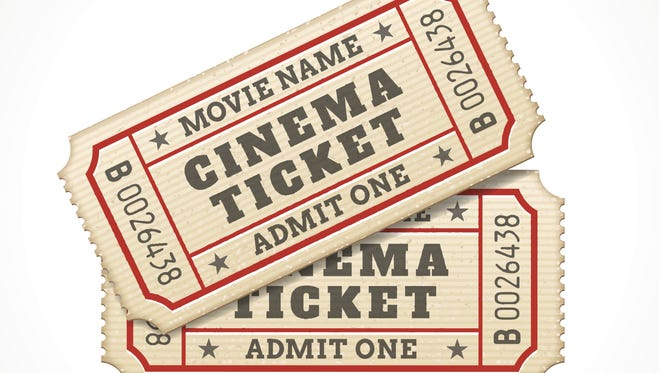 MooseRoots crunched numbers to track the rise in movie tickets from 1940.