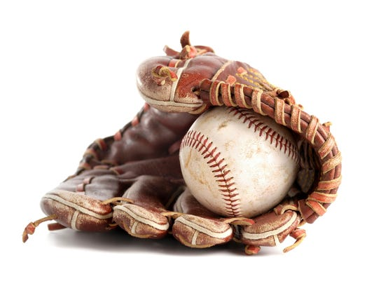 Baseball glove image