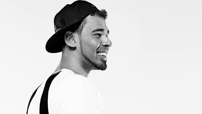 Afrojack will headline Saturday, Jan. 30, at the Coors Light Birds Nest.