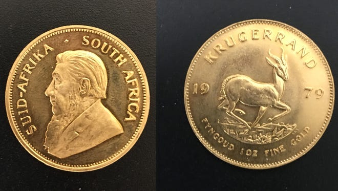 The Salvation Army received an anonymous gold coin this year worth $1,255.