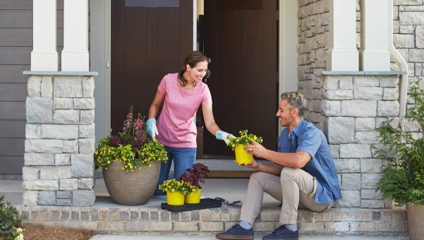 Curb appeal is more than just trying to impress or catch the eye of your neighbors.