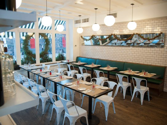 Renovations this fall transformed The Fitler Dining Room to the more casual Trattoria Carina in Philadelphia.