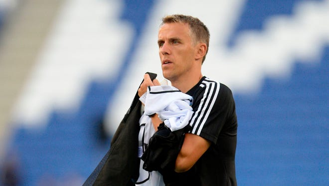 Phil Neville was appointed head coach of the England women's team until the end of the 2021 UEFA Women's Championships.