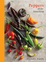 """Maricel Presilla wrote """"Peppers of the Americas."""""""