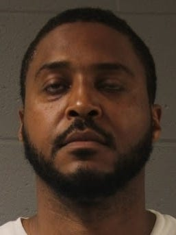 Gerald L. Green, 41, of Boston, was arrested in Avon and charged with two counts of assault and battery with a dangerous weapon and one count of assault and battery, Wednesday, June 17, 2020.