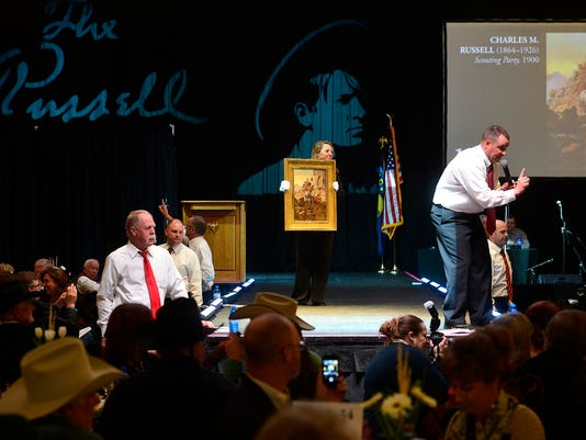 Russell auction