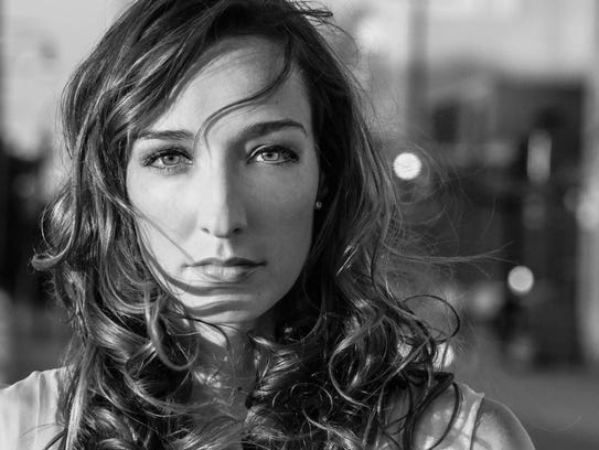 Jenn Bostic performs live Wednesday, Jan. 17, at the Fort Benton Elementary School auditorium.