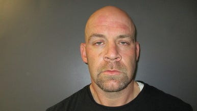 Isaac Stewart, 37, of Rockport, is being held in the Spencer County Jail on nine drug charges.