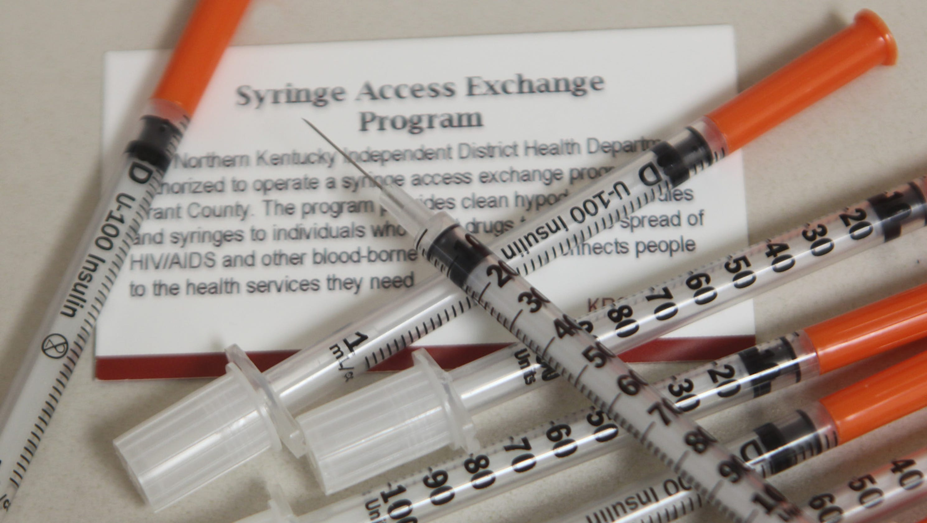 needle exchange programs Charleston mayor danny jones and other city officials have called for an end to the needle exchange program at the kanawha-charleston health department.