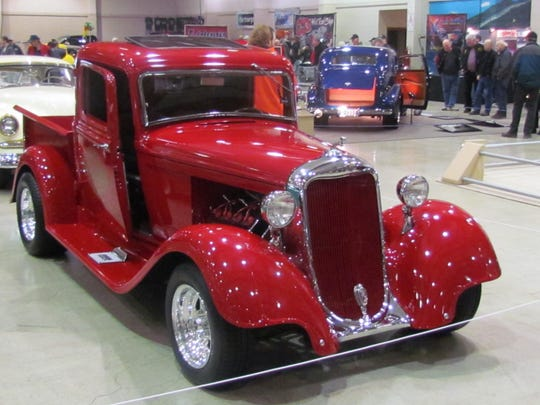 The Salem Roadster Show, March 7 and 8