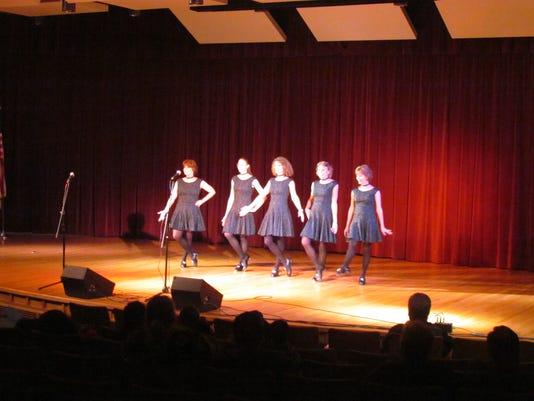 Salem Public Library Adult Talent Show 2014