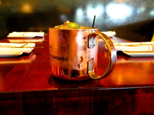 Copper State Mule from Salty Sow.