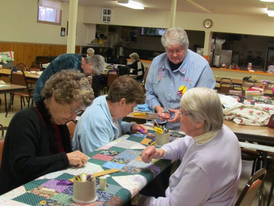 Sublimity Quilters