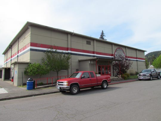 Santiam High School gymnasium, a Mill City community fixture, stands to get needed seismic upgrades due to a $1.5 million grant through Business Oregon's Infrastructure Finance Authority.
