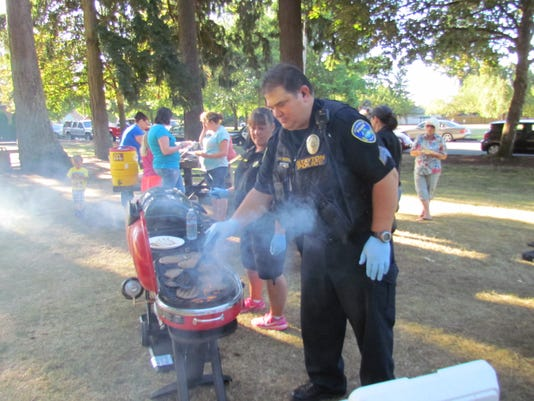 National Night Out Stayton