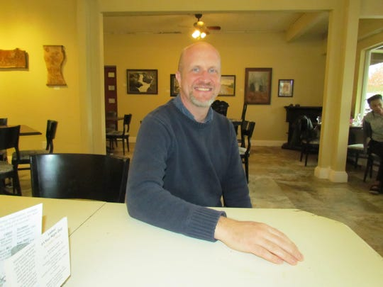 Rev. Shawn Hazel of Calvary Lutheran Church stopped by Moxieberry for Canyon Conversations to talk about the Canyon Collaborative's upcoming Community Health Assessment.