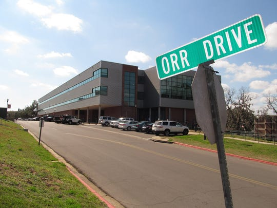 A street on the Florida A&M campus is named for Herbert Orr, a FAMU professor killed during World War II.