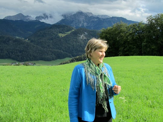 Singer-songwriter Elisabeth von Trapp joins Maiden Vermont for two performances Saturday in Middlebury.
