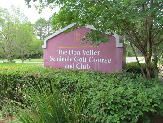 Don Veller Seminole Golf course