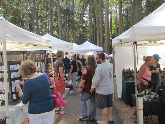 Silverton Fine Arts Festival: Enjoy two-days of art, city, food, entertainment and community at this annual event, Saturday to Sunday, Aug. 18-19, Coolidge-McClaine Park, Silverton. silvertonarts.org/festival.html.