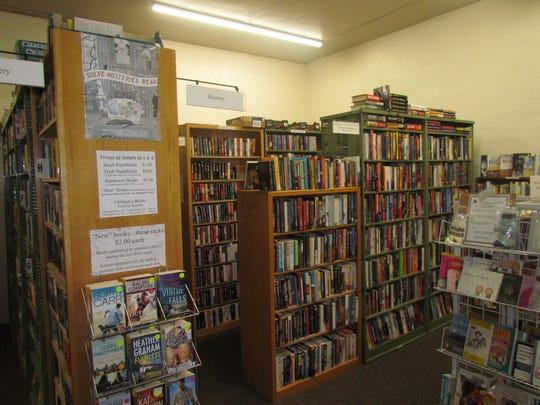 Friends of the Library Book Store, located at The Grove in downtown Stayton, will celebrate its 9th year over Labor Day weekend.