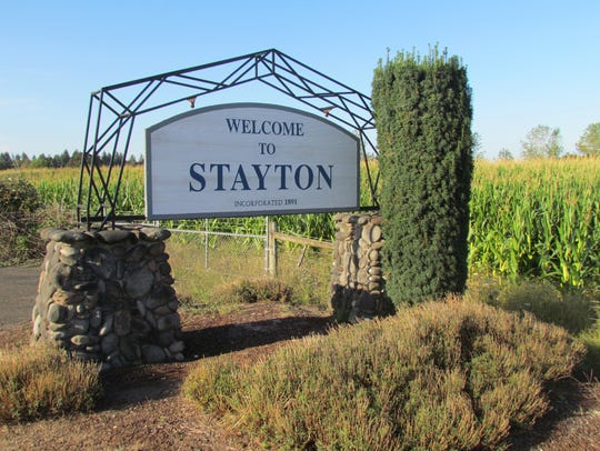 Stayton, Oregon