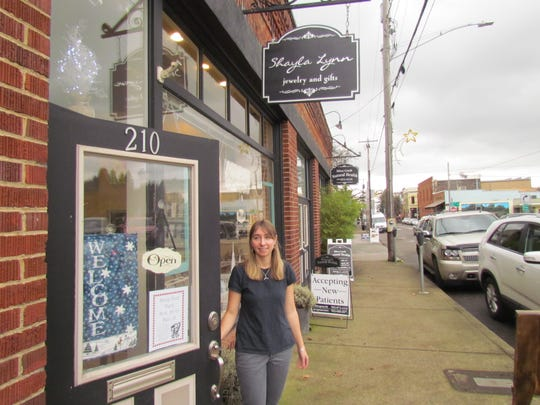 Shayla Lynn, proprietor of Shayla Lynn Jewelry & Gifts on Water Street, has been participating in the Silverton Shop Hop for five years.