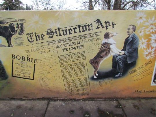 Silverton murals