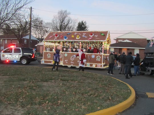 Santa visits Rahway on Dec. 20 to surprise some needy