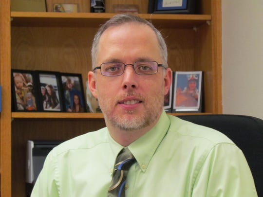 Stayton City Administrator Keith Campbell