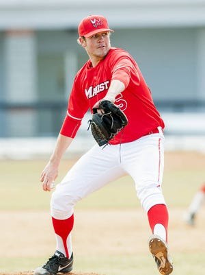 Former Marist baseball player Kevin McCarthy was called up to the Kansas City Royals on Sept. 6.