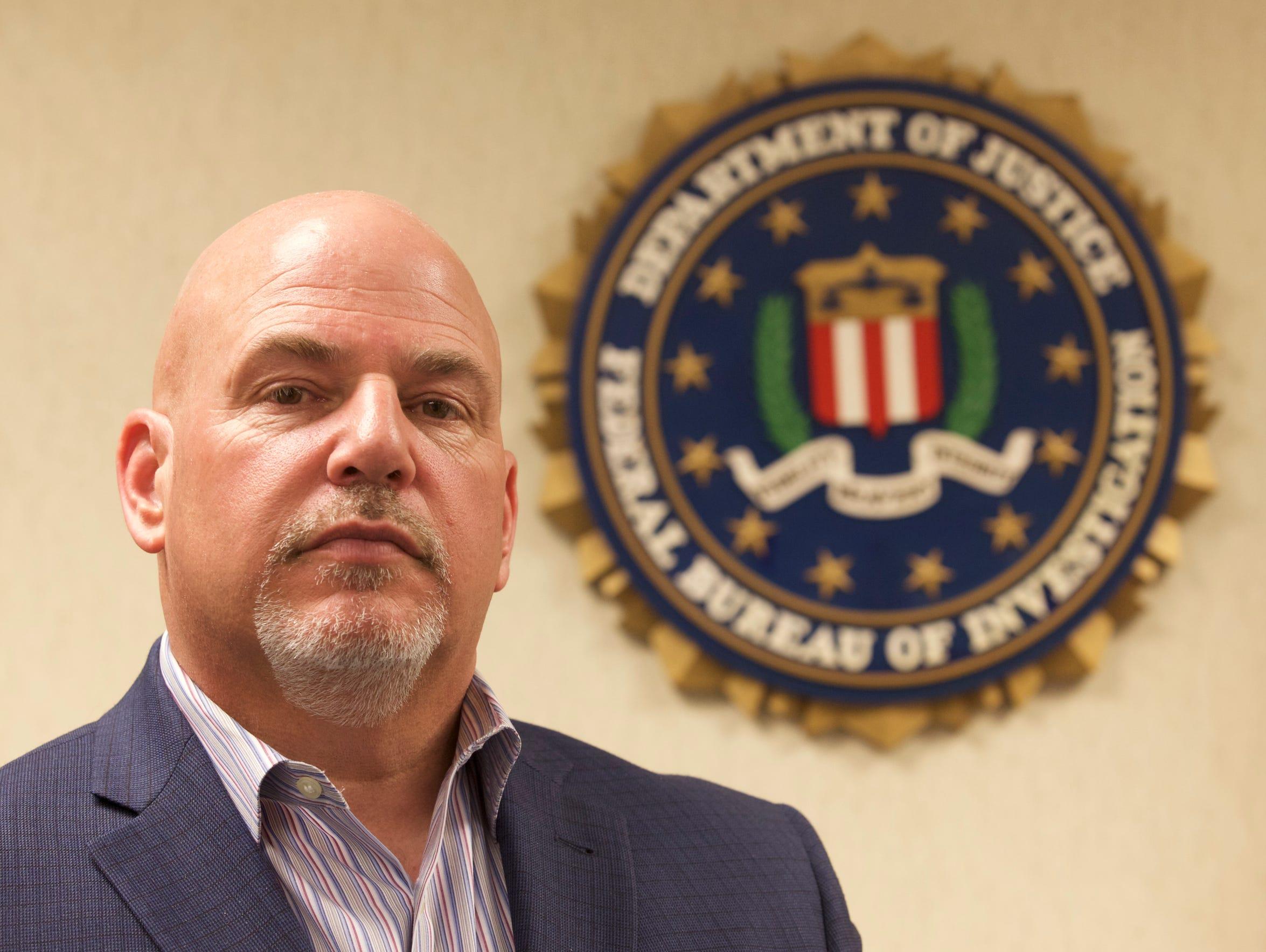 FBI Supervisory Special Agent Jim DiOrio said Spina's
