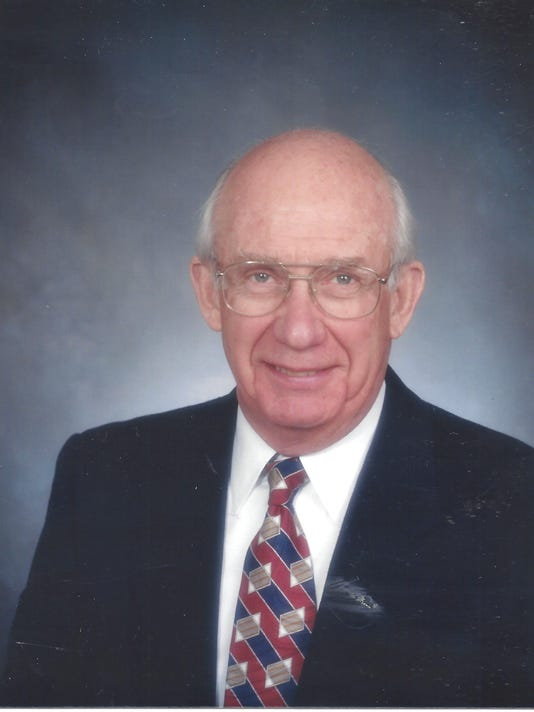 wsd James North obituary