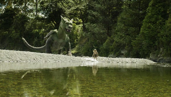 'Pete's Dragon' is the story of a boy named Pete (Oakes
